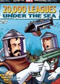 2000 leguas viaje submarino animacion