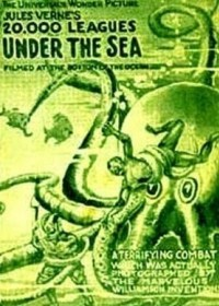 20000 leguas de viaje submarino 1916