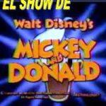 EL SHOW DE MICKEY Y DONALD (1981-1982)
