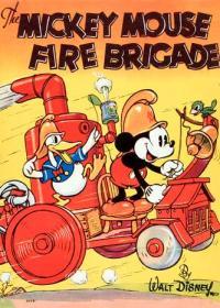 Mickey Fire Brigade