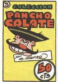 Pancho Colate portada