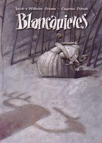 portada Blancanieves Hermanos grimm