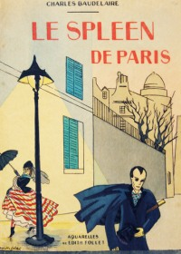 El spleen de Paris portada