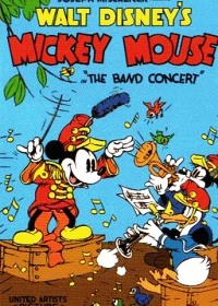 Mickey the band concert